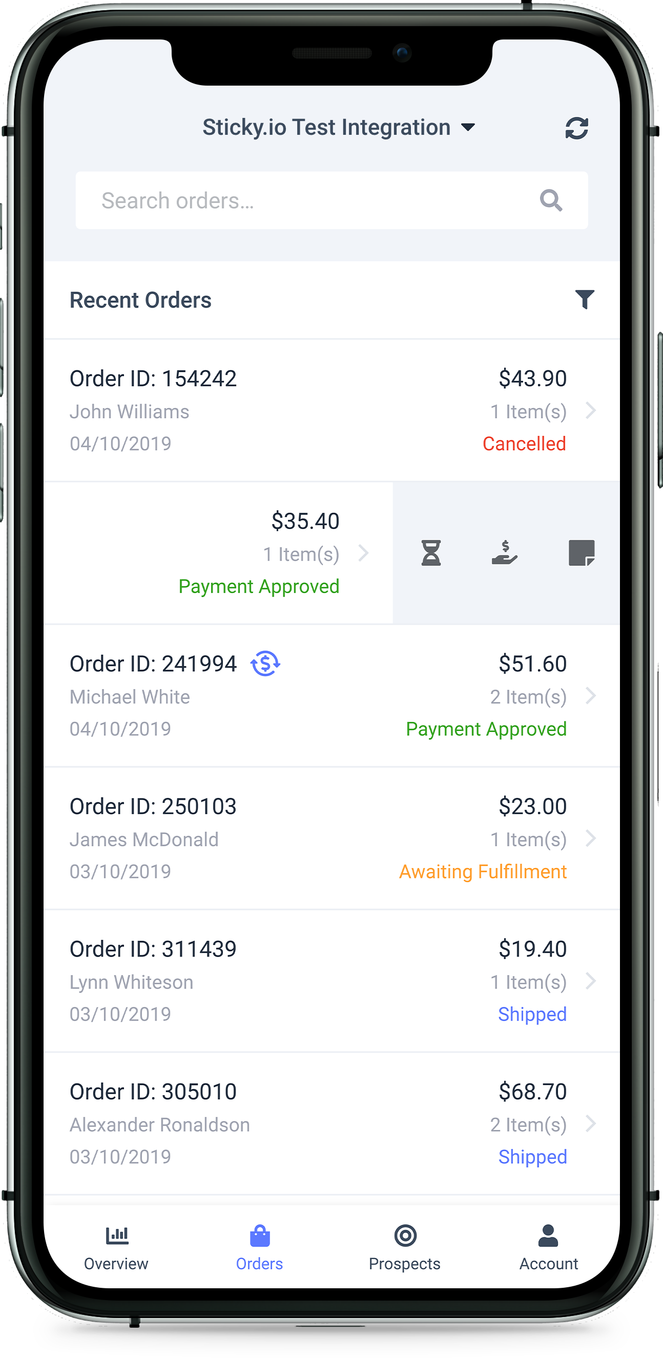 iphone-manage-orders