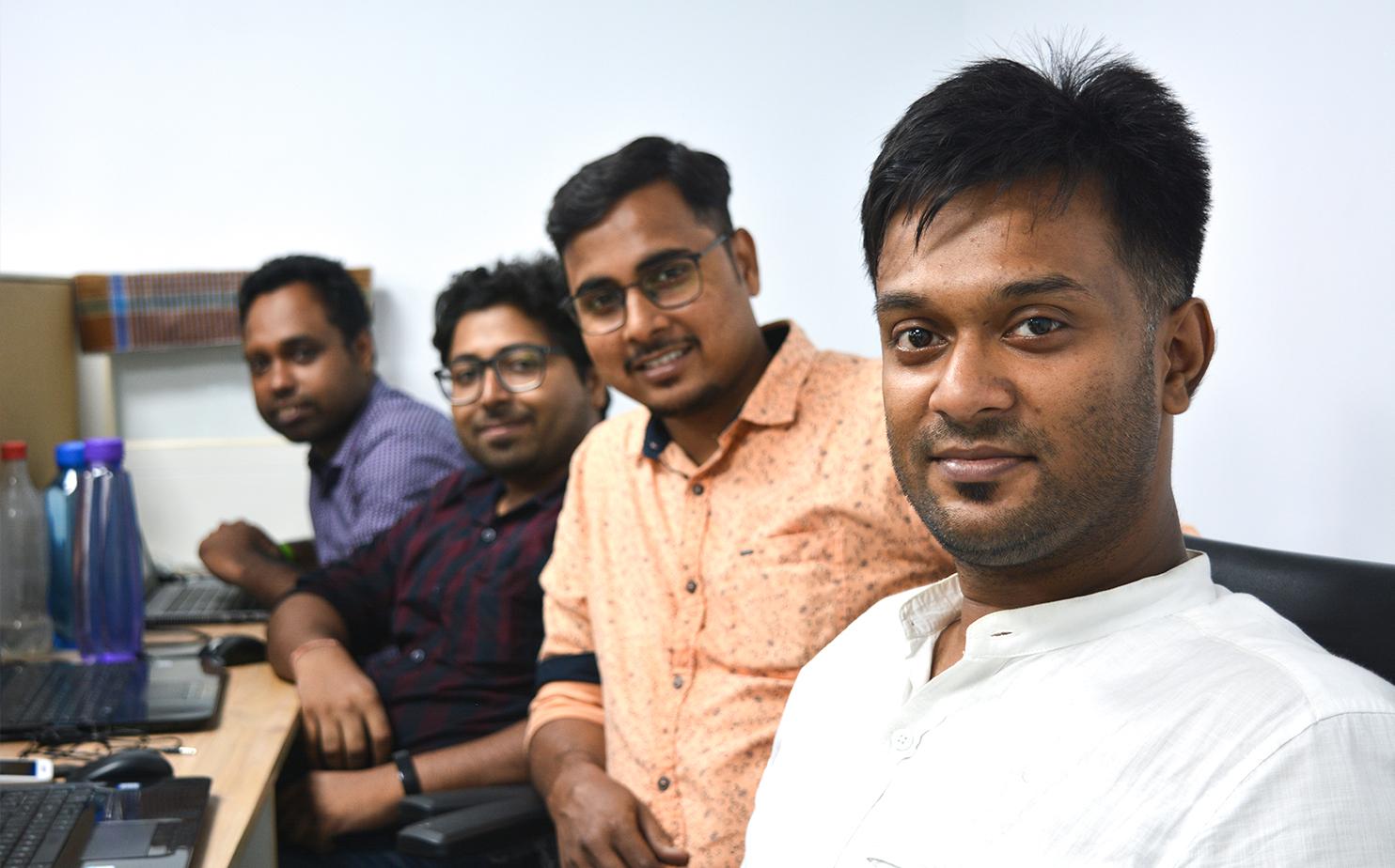 CodeClouds Kolkata Office