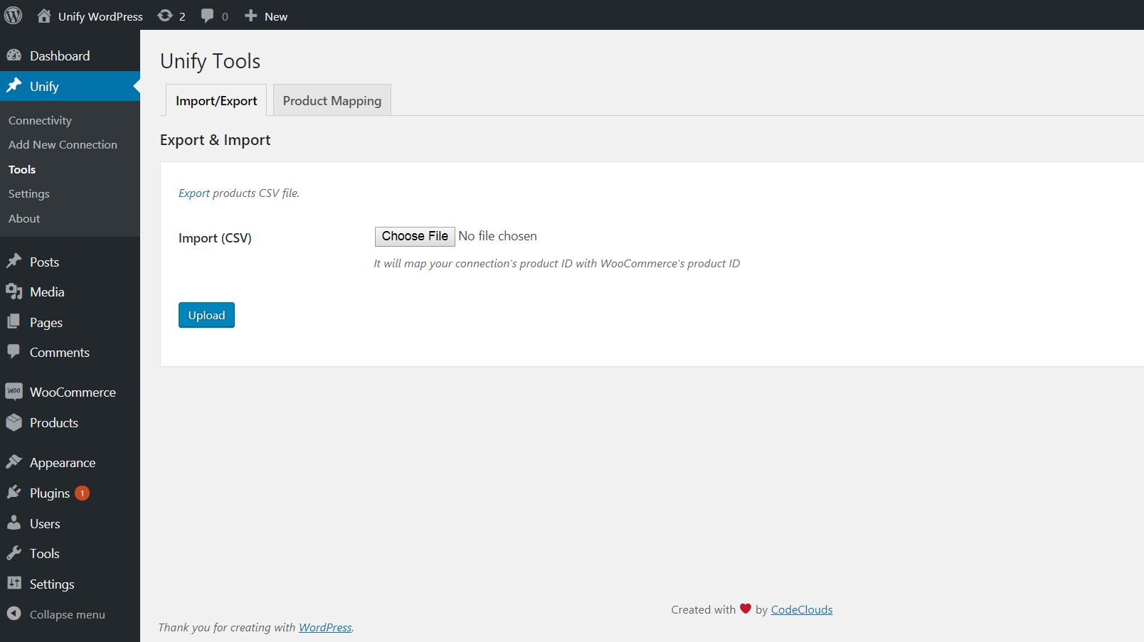 Unify plugin configuration step bulk import