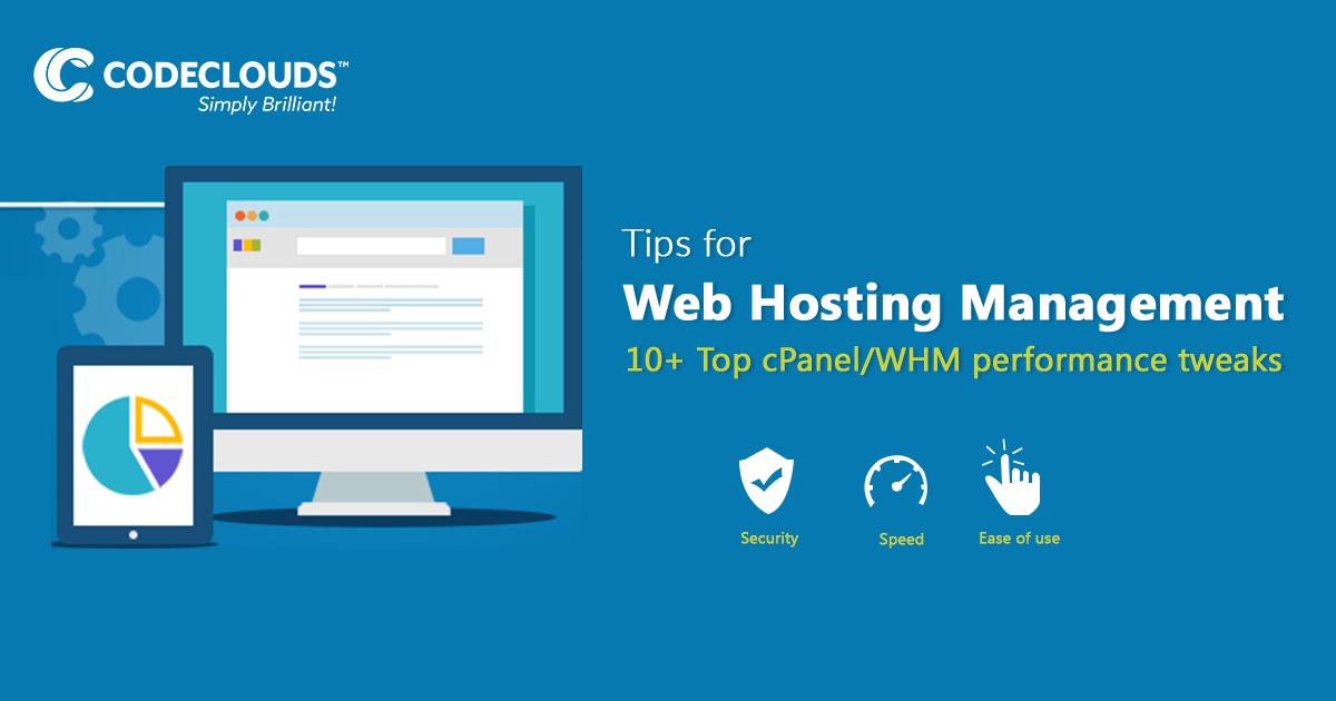 cPanel/WHM - Optimizing your CentOS Virtual Servers
