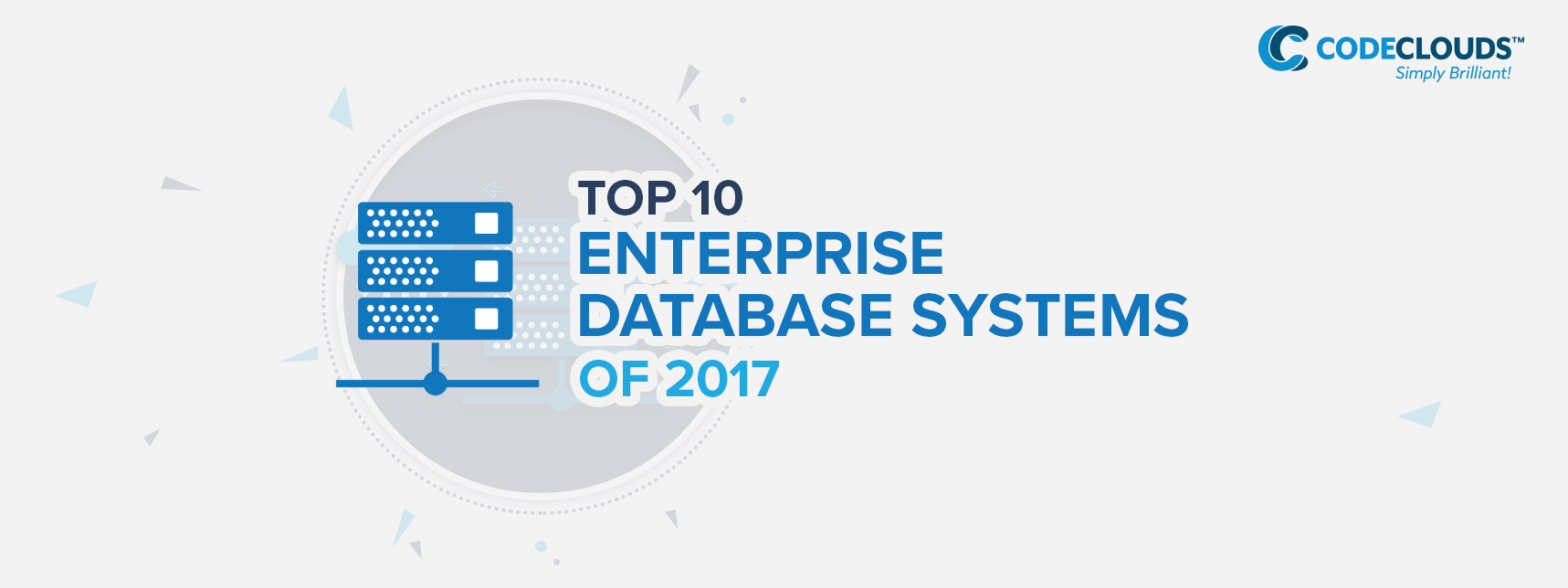 10 Best Enterprise Database Systems of 2017 | CodeClouds