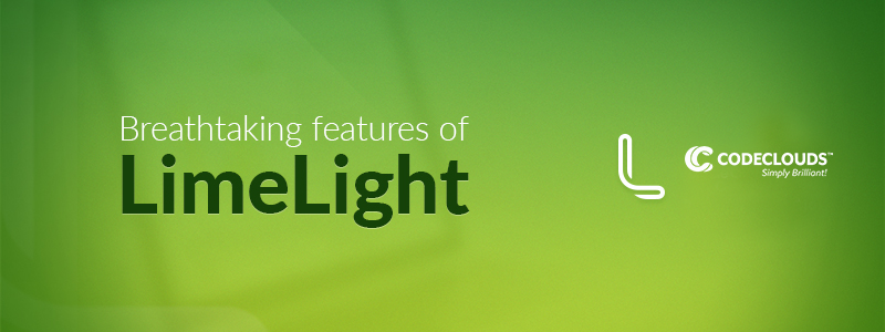 features of Limelight CRM