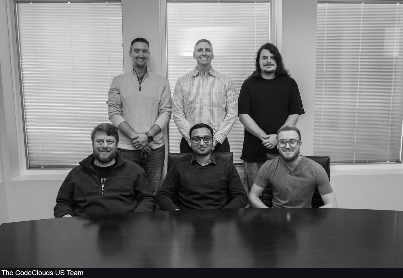 The CodeClouds US Team