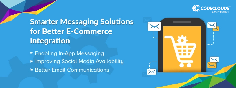 smart messaging e-commerce solutions