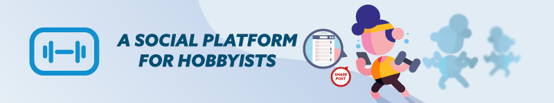 Make a platform for hobbyists!