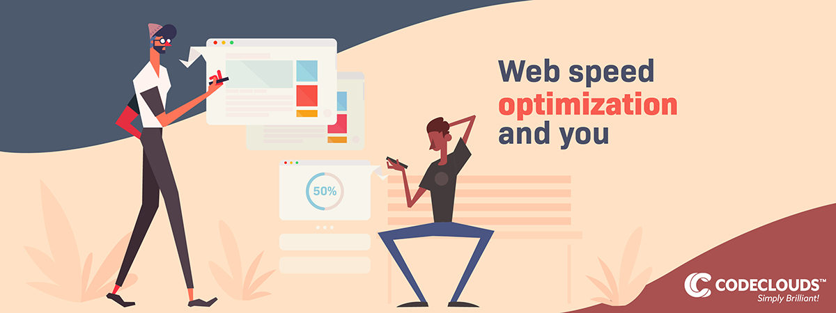 Web speed optimization and you!