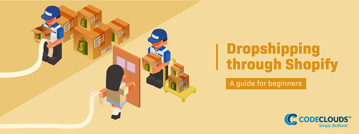 Learn how to dropship through your Shopify store