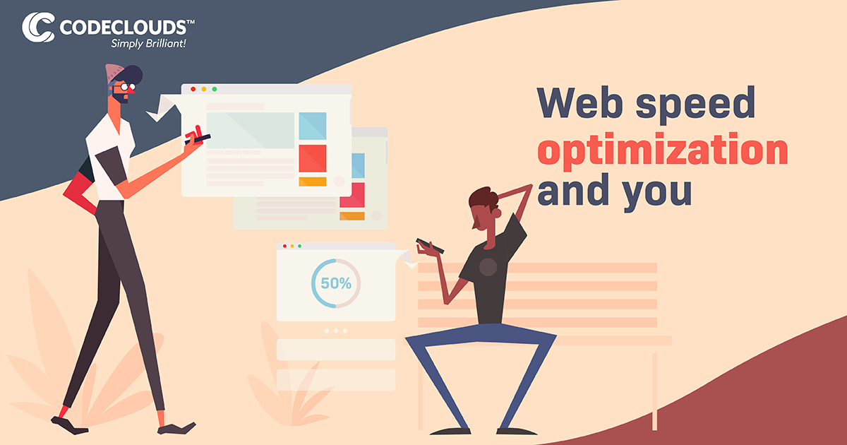 Web speed optimization and you