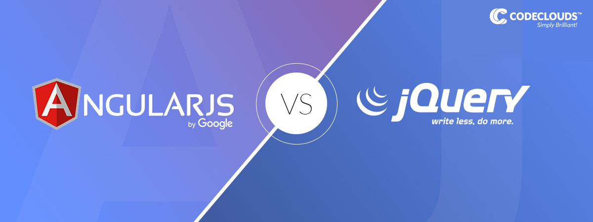 jQuery vs AngularJS: A Feature Rundown and Comparison