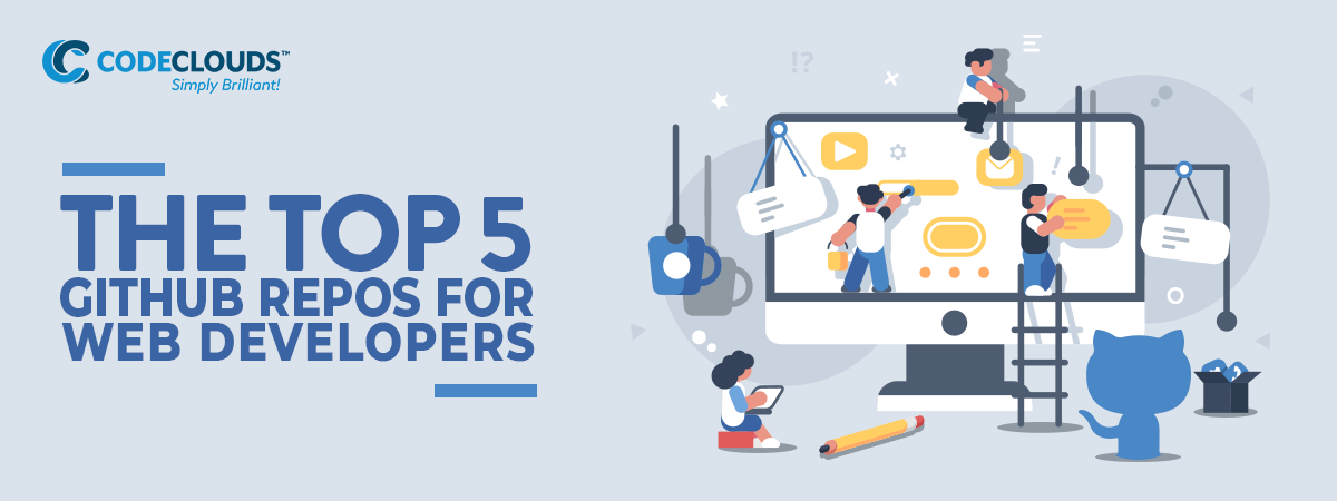 The Top 5 GitHub Repos for Web Developers!
