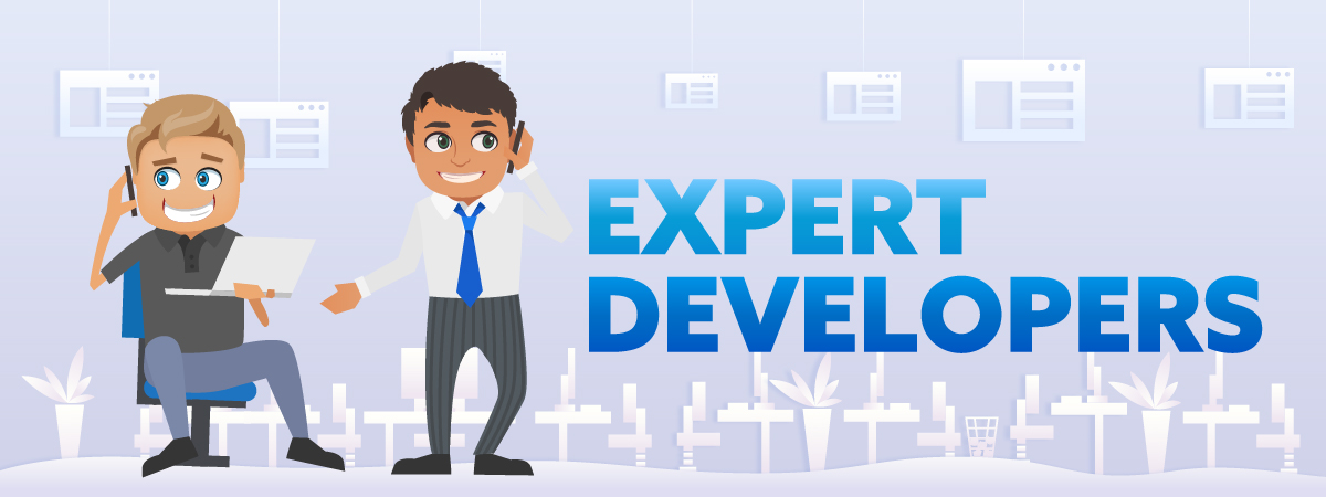Expert Developers
