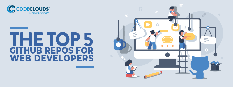 The Top 5 GitHub Repos for Web Developers