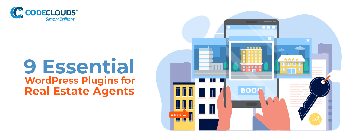9 Essential WordPress Plugins for Real Estate Agents