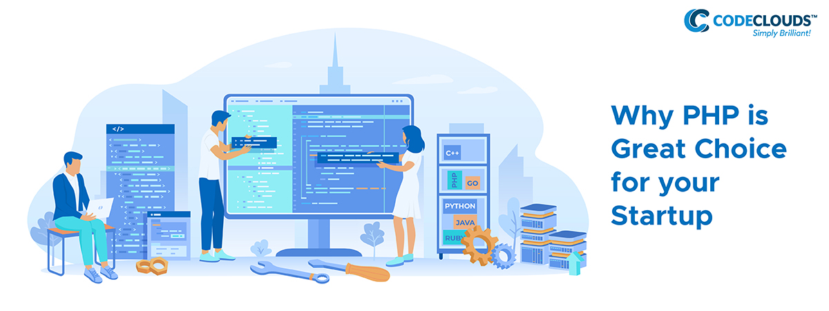 Why PHP is Great Choice for your Startup