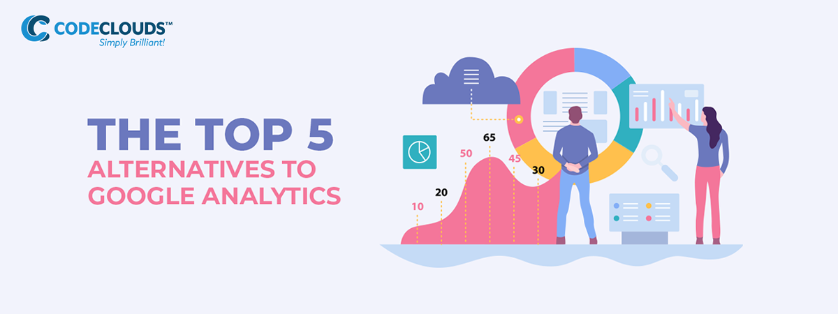 The Top 5 Alternatives to Google Analytics